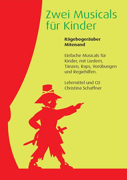 Christina Schaffner, Chinder-Lieder, Lehrmittel